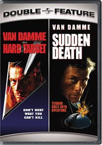 Hard Target/ Sudden Death [Double Feature]