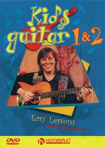 Kids' Guitar, Vol. 1 and 2 [2 Discs] [Instructional]