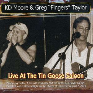 Live at the Tin Goose Saloon