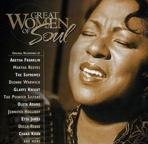 Great Women of Soul /  Various