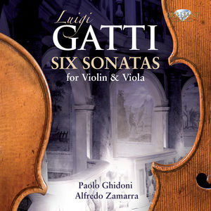 Six Sonatas for Violin & Viola