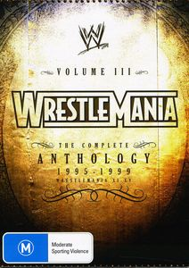 Vol. 3-Wrestlemania Anthology