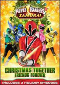 Power Rangers: Samurai Christmas Together, Friends Forever