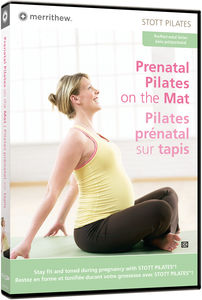 Prenatal Pilates on the Mat (Eng/ Fre)