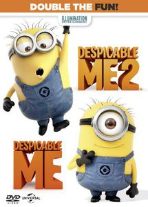 Despicable Me/ Despicable Me 2 [Import]