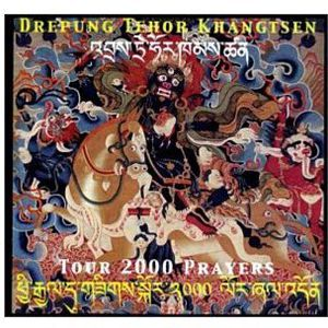 Tour 2000 Prayers