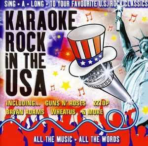 Karaoke Rock In The USA