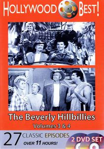 Hollywood Best! The Beverly Hillbillies, Vol. 3 and 4