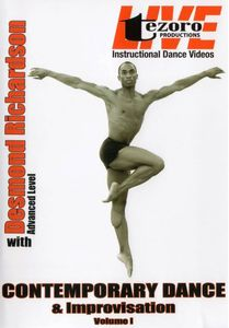 Live at the Broadway Dance Center: Contemporary Dance & Improvisation,Vol. 1