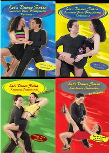Let's Dance Salsa Ultimate Collection From Begin