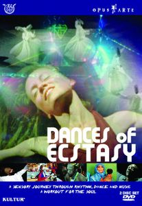 Dances of Ecstasy: Sensory of Journey Through