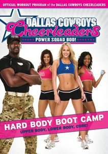Dallas Cowboys Cheerleaders Power Squad Bod! Hard Body Boot Camp [Full Frame]