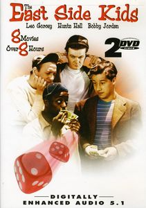 East Side Kids [2 DVD Slimline 8 Movies] [Black and White]