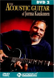 The Acoustic Guitar Of Jorma Kaukonen, Vol. 2