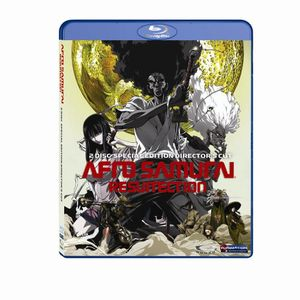 Afro Samurai: Resurrection [Director's Cut][Japanimation]