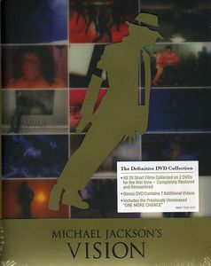 Michael Jackson's Vision [Deluxe Edition]