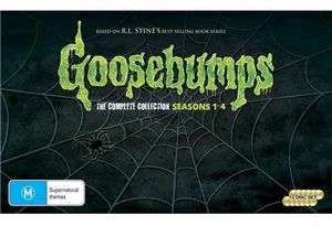 Goosebumps Complete Collectiona (New Packaging) [Import]
