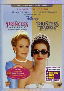 Princess Diaries 2: Movie Collection