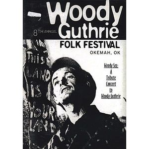Woody Sez: A Tribute Concert to Woody Guthrie /  Various