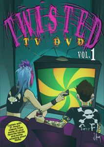 Vol. 1-Twisted TV
