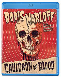 Cauldron of Blood (Aka Blind Man's Bluff)
