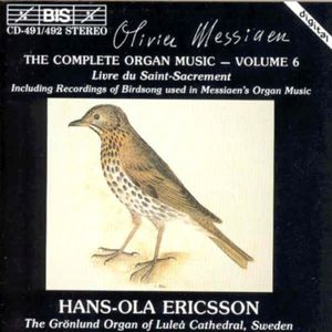 Complete Organ Music 6
