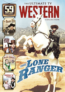 The Ultimate TV Western Collection (59 Episodes)