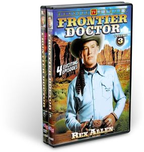 Frontier Doctor Collection Vol 2 (2-DVD)