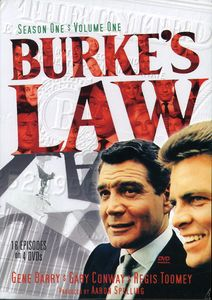 Burke's Law: Season One Volume One