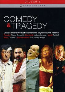 Comedy & Tragedy: Classic Opera