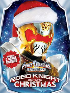 Power Rangers Megaforce Knight Before Christmas