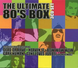 The Ultimate 80s Box