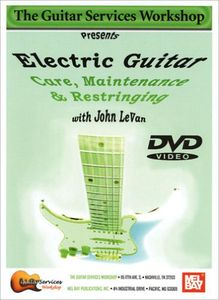 Electric Guitar Care Maintenance & Restringing