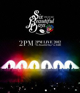 Live 2012: Six Beautiful Days in Budokan [Import]