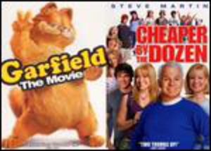 Garfield the Movie/ Cheaper By the Dozen
