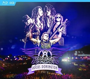 Rocks Donington 2014 [1BR/ 2CD]