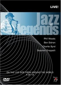 Jazz Legends Live, Vol. 4