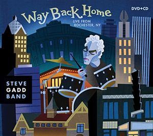 Steve Gadd:  Way Back Home