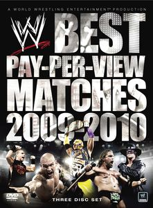 WWE: The Best Pay Per View Matches Of The Year 2009-2010 [Full Frame]