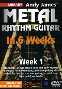 Methal Rhythm Guitar in 6 Weeks 1