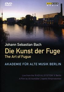 Art of the Fugue (Die Kunst Der Fuge)