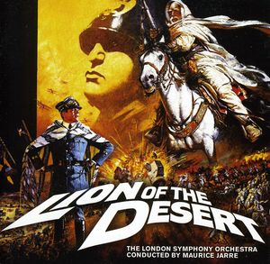 Lion of the Desert/ The Message (Original Soundtrack) [Import]