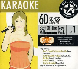 Karaoke: Best Of The New Millennium Pack, Vol. 2