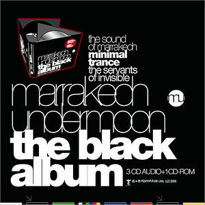 Marrakech Undermoon: Black Album