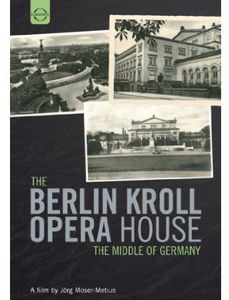 Berlin Kroll Opera House: Middle of Germany