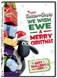 Shaun the Sheep: We Wish Ewe a Merry Christmas