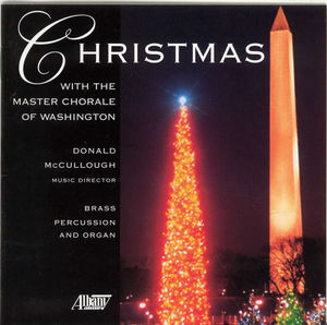 Christmas with Master Chorale of Washington /  Various