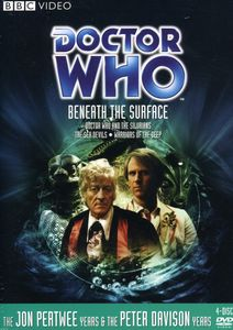 Doctor Who: Beneath The Surface [Standard] [4 Discs] [Gift Set] [Slipcase]