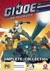Gi Joe: Renegades-Complete Collection