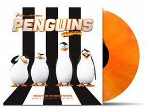 Penguins of Madagascar (Original Soundtrack) [Import]